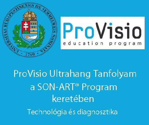 ProVisio Ultrahang Tanfolyam - Radiológia -