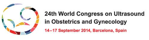 24th World Congress on Ultrasound in Obstetrics and Gynecology -