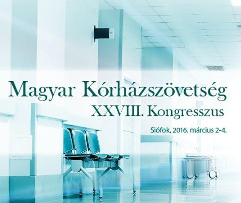 Magyar Kórházszövetség XVIII. Kongresszus -